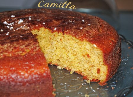 Torta Camilla (senza mandorle)